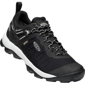 Keen Venture WP Shoes Herren black/star white